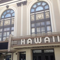Photo taken at Hawaii Theatre Center by a B. on 5/27/2013