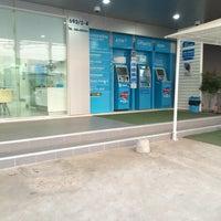 Photo taken at ธนาคารกรุงไทย สาขาเขื่องใน by mhiw💫 on 2/29/2016
