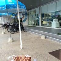 Photo taken at ธนาคารกรุงไทย สาขาเขื่องใน by mhiw💫 on 9/8/2016