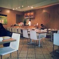 Photo taken at Pinto Thai Bistro & Sushi Bar by Peyton G. on 1/14/2013