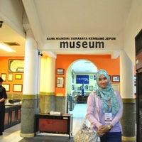 Photo taken at Museum Bank Mandiri by indah a. on 4/27/2014