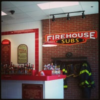 Photo taken at Firehouse Subs by Jim M. on 4/17/2013