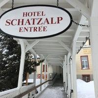 Photo taken at Schatzalp Panorama Restaurant by Sigi A. on 2/6/2017
