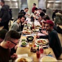 Photo taken at wagamama by Caspar A. on 12/8/2012