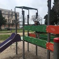 Photo taken at Park grada Graza by Nebojša N. on 3/3/2018