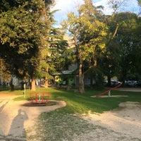 Photo taken at Park grada Graza by Nebojša N. on 9/25/2017