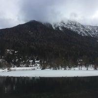 Photo taken at Jezero Jasna by Nebojša N. on 1/11/2018