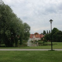 Photo taken at Almedalen by Therese D. on 6/20/2013