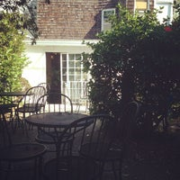 Photo taken at Garden House Cafe by Kelley R. on 9/14/2014