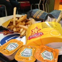 Photo taken at Carl's Jr. by Gleb B. on 1/9/2013
