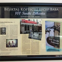 Photo taken at Tarihi Beşiktaş Köftecisi by Serkan A. on 6/24/2013