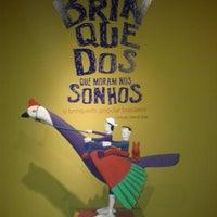 Photo taken at Museu de Arte da Bahia by Gabriela M. on 3/31/2013