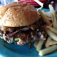 Photo taken at Square 1 Burgers & Bar by David F. on 3/15/2013