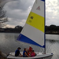 Photo taken at Austin Sailboat Rentals | Sailing by Austin Sailboat Rentals | Sailing on 12/11/2015