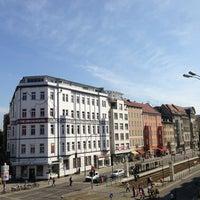 Das Foto wurde bei Rosenthaler Platz von Tim am 5/19/2013 aufgenommen