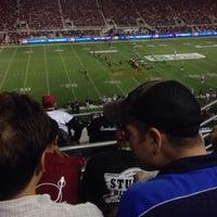 Photo taken at TD Place Stadium by David S. on 9/27/2014