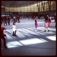 Photo taken at Yerba Buena Ice Skating & Bowling Center by Kapil D. on 12/6/2012