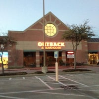 Photo taken at Outback Steakhouse by Chris N. on 3/4/2013