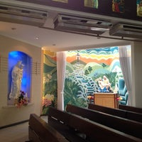 Photo taken at Gereja Kristus Salvator by Leon - Tokopedia on 10/7/2012