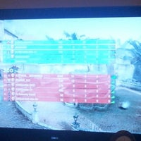 Photo taken at Call of Duty TIME by Amir on 10/19/2012