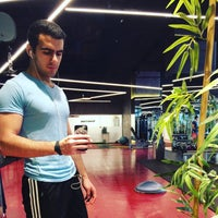 Photo taken at Trump Towers Fitness ViP GYM by Görkem G. on 12/27/2015