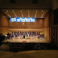 Photo taken at かなっくホール by Masakazu I. on 3/22/2013