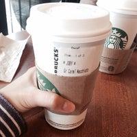 Photo taken at Starbucks by Jovy V. on 4/10/2016