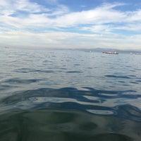 Photo taken at En la mar by Francisca C. on 9/8/2013
