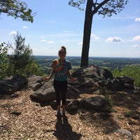 Photo taken at Sugarloaf Mountain Summit by Charla P. on 12/23/2015