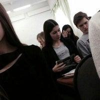 Photo taken at Школа № 72 by Bm-Li on 1/22/2016