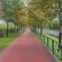 10/8/2017 tarihinde Hilal A.ziyaretçi tarafından Uluönder Yürüyüş   Koşu Yolu'de çekilen fotoğraf