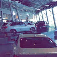 Photo taken at BMW SERVICE by Abdullah A. on 5/23/2016