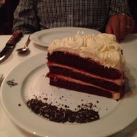 Photo taken at Hyde Park Steakhouse by Leah on 9/27/2012