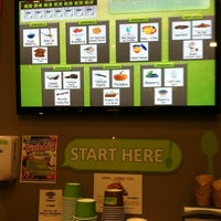 Photo taken at Let's YO! Yogurt of Montclair by Dana C. on 4/26/2013