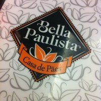 Photo taken at Bella Paulista by Reynaldo G. on 12/17/2012