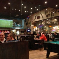 Photo taken at Sports Bar by Dobó L. on 11/18/2012
