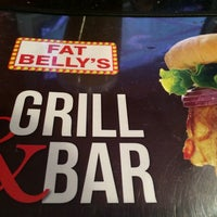 Photo taken at Fat Belly's Grill & Bar by Frank G. on 6/8/2014