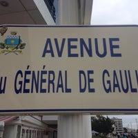 Photo taken at Avenue du Général de Gaulle by Eric T. on 4/24/2016