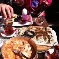 Photo taken at Kiraz Kahvaltı by Mehmet P. on 3/29/2014