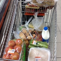 Photo taken at AlJazeera Supermarket by 🏇 Auntie Lulu 🏇 .. on 1/19/2014