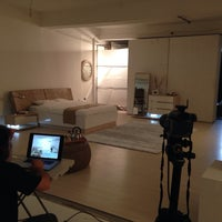 Photo taken at Rafine Design by Mustafa G. on 5/30/2014