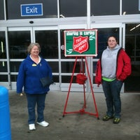 Photo taken at Walmart Supercenter by Denise L. on 12/8/2012