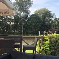 Photo taken at Restaurant 's Gravenmolen by Roselien G. on 8/28/2017