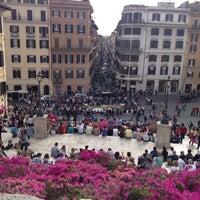 5/7/2013にEvgeny UがScalinata di Trinità dei Montiで撮った写真