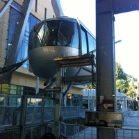 Photo taken at Portland Aerial Tram - Lower Terminal by Christie H. on 10/6/2012