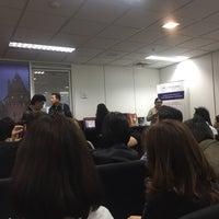 Photo taken at VFS - Joint Visa Application Centre (Austria   Croatia   Czech Republic   Italy   Singapore   Spain) by Acare A. on 2/14/2017