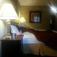 Photo taken at Holiday Inn Express & Suites San Antonio East - I10 by Traci M. on 11/23/2012