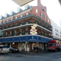Photo taken at Royal Sonesta New Orleans by Traci M. on 12/15/2012