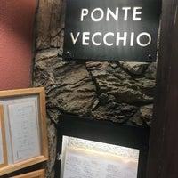 Photo taken at ポンテベッキオ by Emiko U. on 9/22/2018