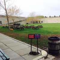 Photo taken at Fort Independence by Billy J. on 11/9/2014